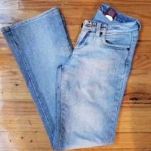 Bongo Bootcut Jeans, Size 9